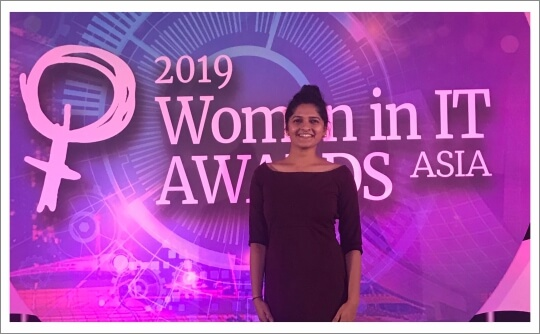 Woman in IT Awards Singapore